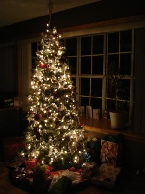 2012 CMas tree